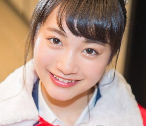 福田愛依 女子高生ミスコン